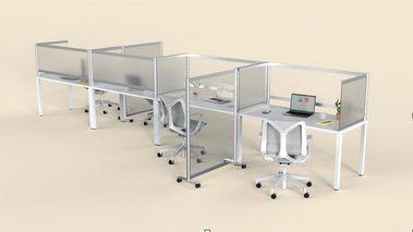 Office Retrofit Seating and Desks